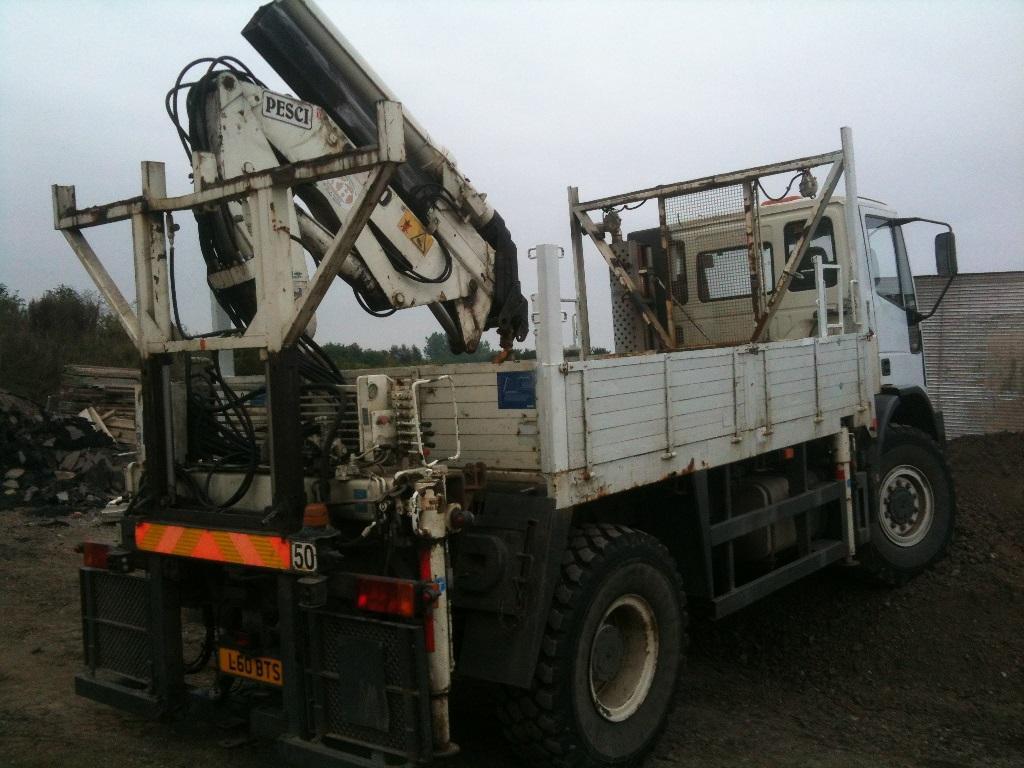Iveco 135e18 4x4 Truckworx Co Uk